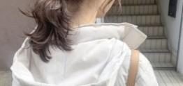 「トレンドカラー☆くすみベージュ」柔らかベージュ・ブリーチ無しでもできる透明感カラー・髪の毛が柔らかく見えるカラー  BASSA花小金井 花小金井美容室