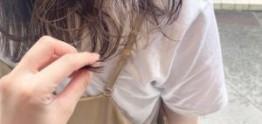 【パーソナルカラー スプリングタイプ】光に透けるグレージュカラー bassa花小金井 花小金井美容室