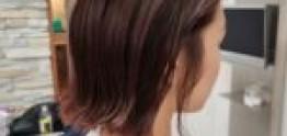 イルミナカラー コーラル の色味の特徴と発色☆BASSA新所沢